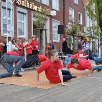 Breakdancer Johanniter Jugend