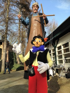 Pinokkio & Gepetto