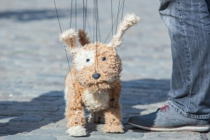 The Dog Marionette
